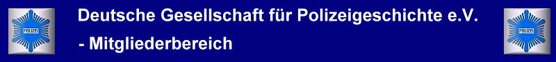 Deutsche Gesellschaft für Polizeigeschichte